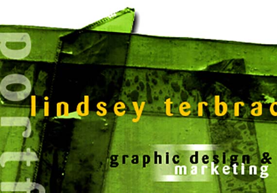 This is a previous portfolio website Lindsey built.